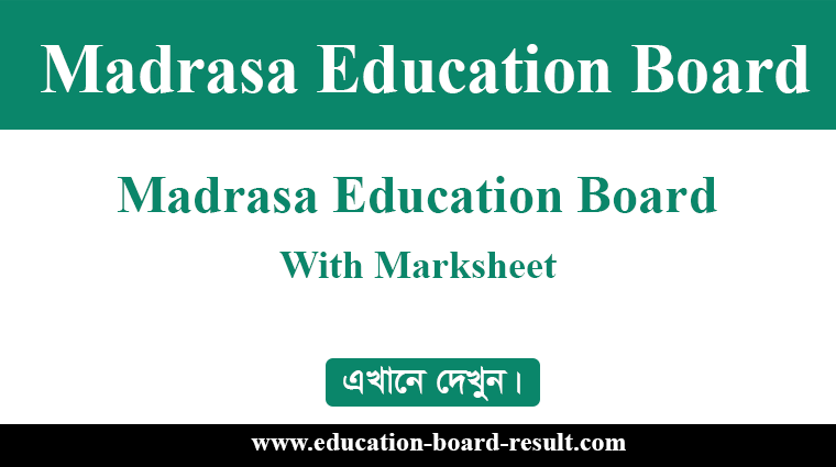 Madrasa Education Board